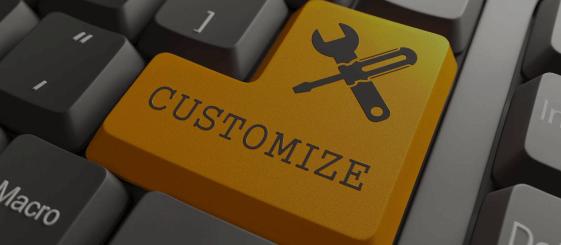 Open Source Customization Service